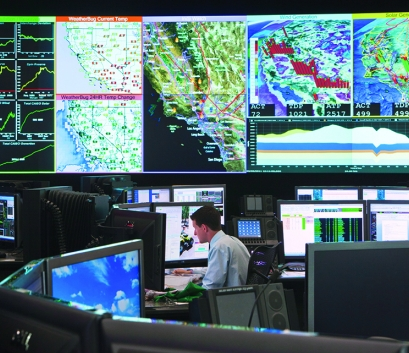 SCADA Systems for Large-Scale PV Plants
