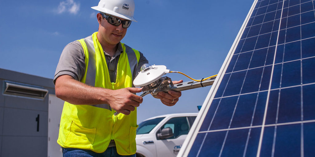 SCADA's Role in Utility-Scale PV Plants