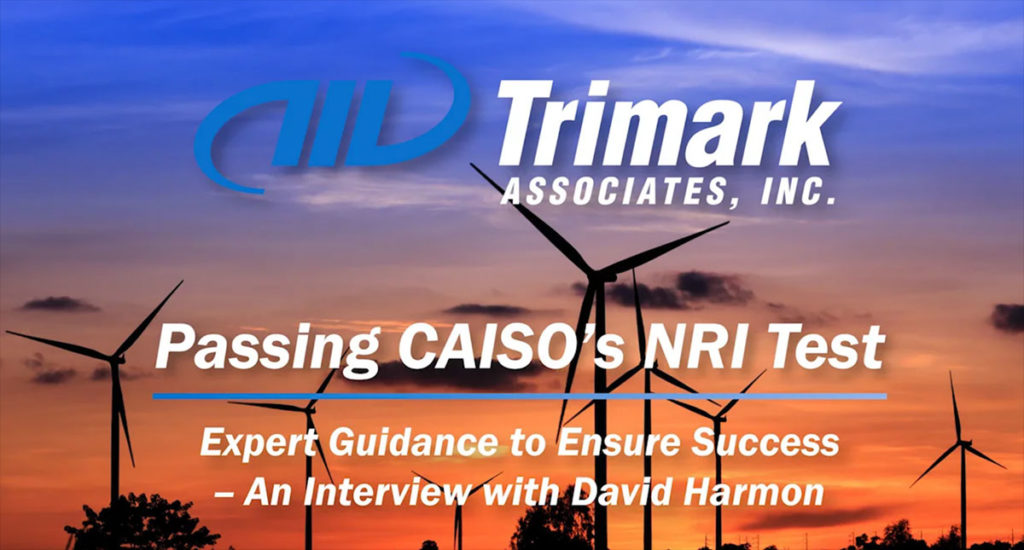 Ace the Point-to-Point Test — with CAISO Veteran, David Harmon