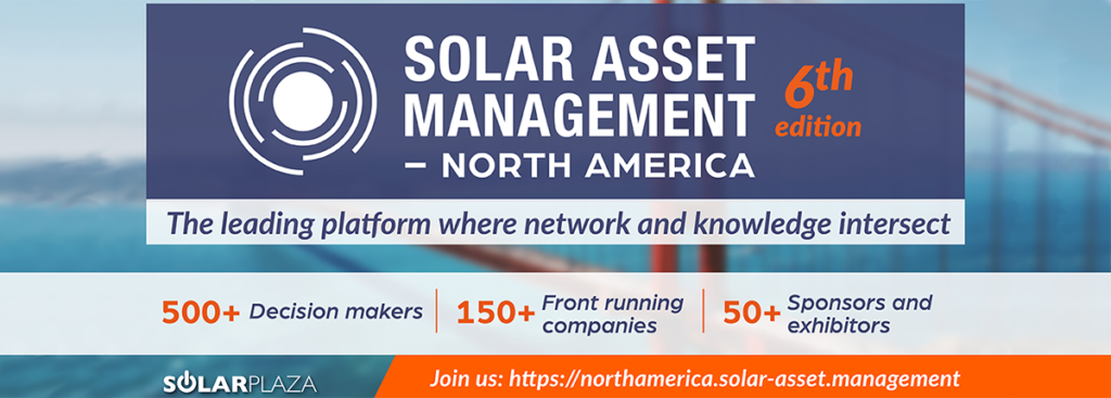 Trimark to Present at the 2019 Solar Asset Management (SAM) North America (NA) Conference