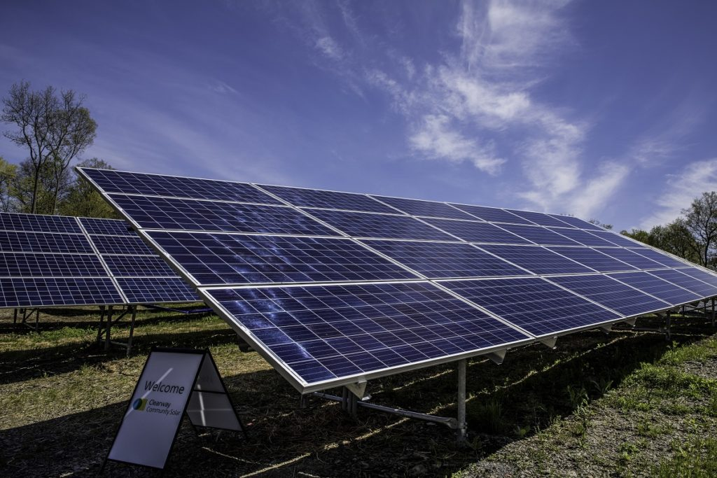 Trimark Awarded Service Agreement for Clearway Energy's Utility-Scale PV Sites