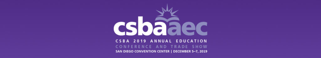 2019 California School Board Association Annual Education Conference and Trade Show