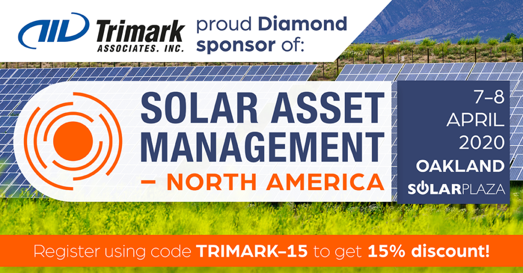 A Sneak Preview of the Solar Asset Management North America Conference in Oakland on April 7-8!
